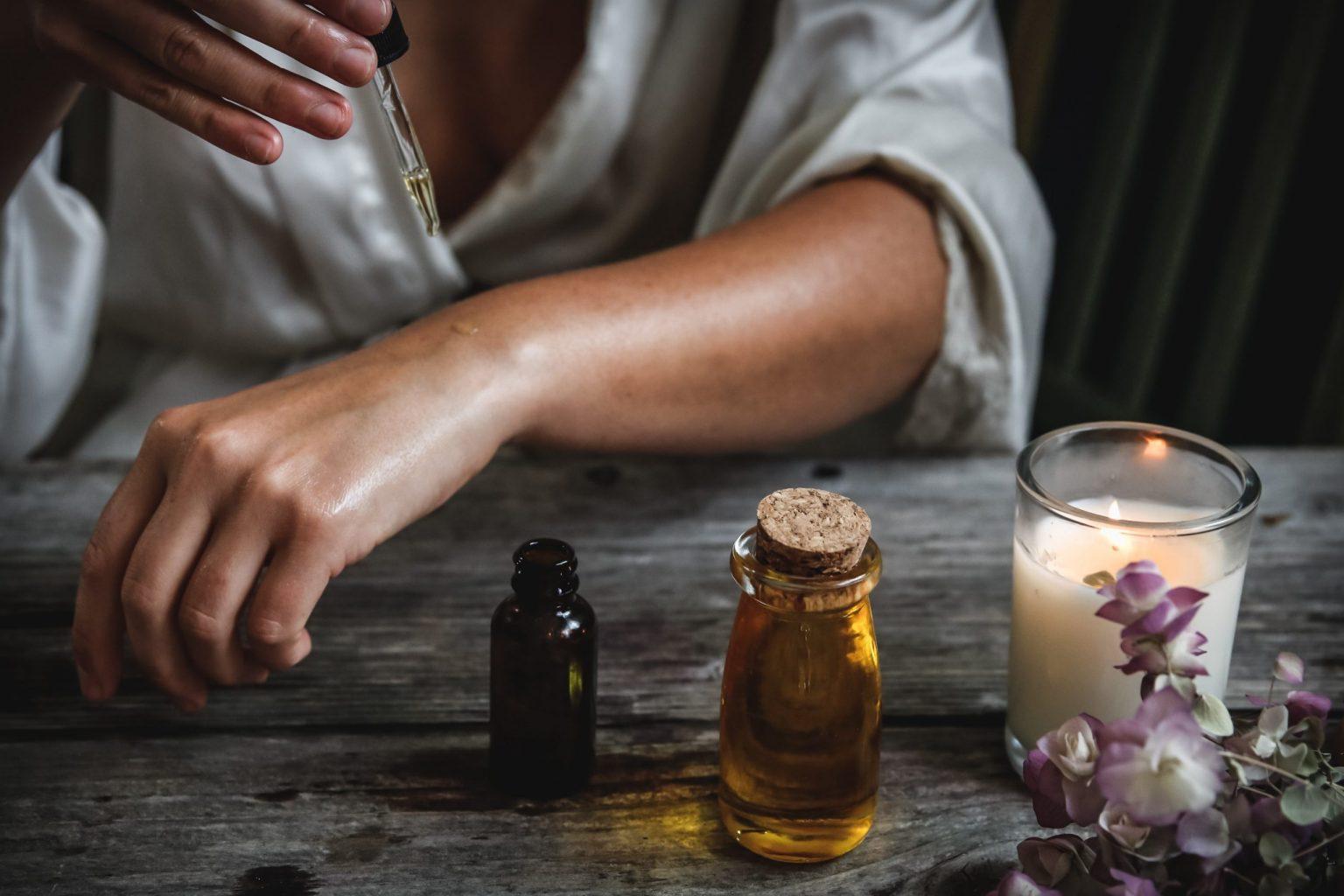 Choisir votre huile végétale selon votre type de peau